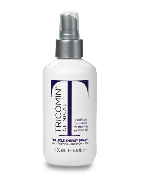 tricomin Energy Spray Bottle